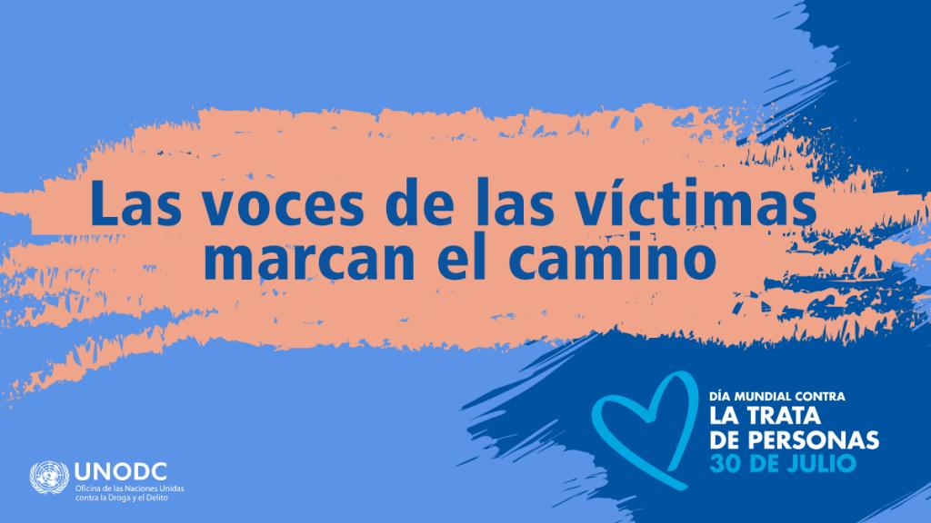 Las voces de las víctimas marcan el camino